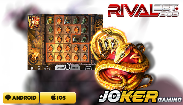 Joker123 Net Gaming Rivalslot303 Apk Game Mesin Slot Online